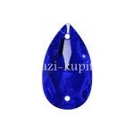 Капля - Sun-Shine - Capri Blue - 18*11 мм